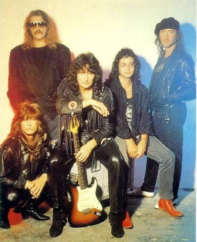 Фотография Deep Purple (photo Deep Purple) .